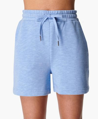 Essentials Shorts, Coast Blue | Sweaty Betty