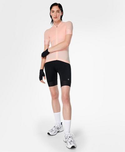 Velo Padded Cycling Shorts, Black | Sweaty Betty