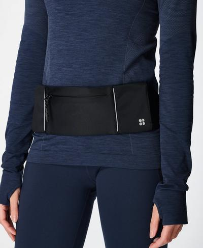 Multi Sports Belt, Black | Sweaty Betty