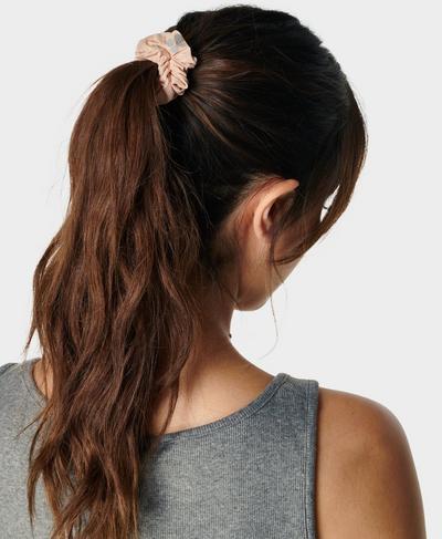 Skinny Scrunchie 5 Pack, Blossom Orange | Sweaty Betty
