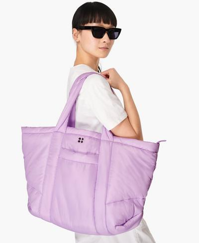 Cloud Bag, Aster Purple | Sweaty Betty