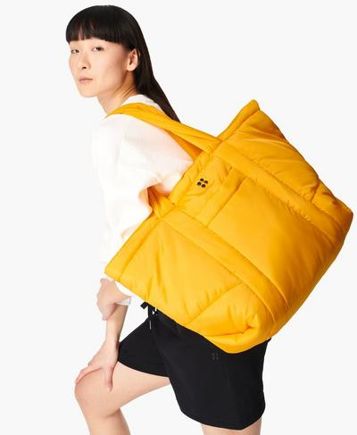 Cloud Bag, Golden Yellow | Sweaty Betty
