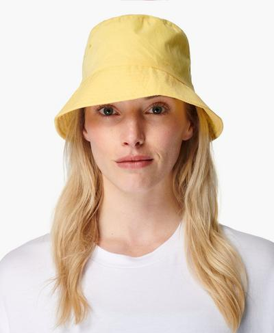 Bucket Hat, Riviera Yellow | Sweaty Betty