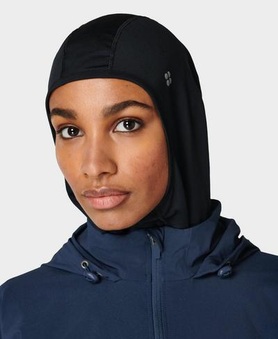 Training Hijab, Black | Sweaty Betty