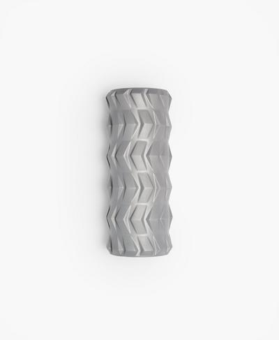 Tread Foam Roller, Grey | Sweaty Betty
