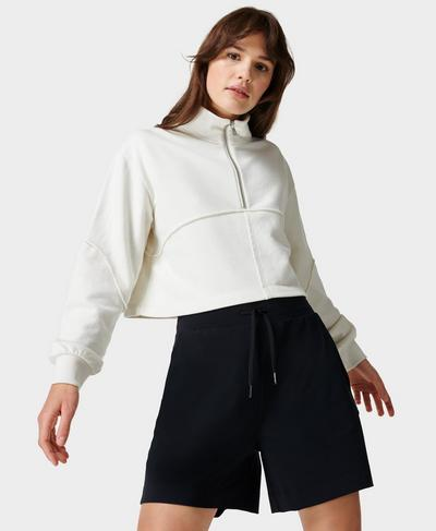 Explorer Shorts, Black | Sweaty Betty
