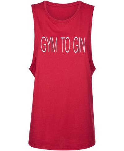 Flow Workout Tank, Retro Red | Sweaty Betty