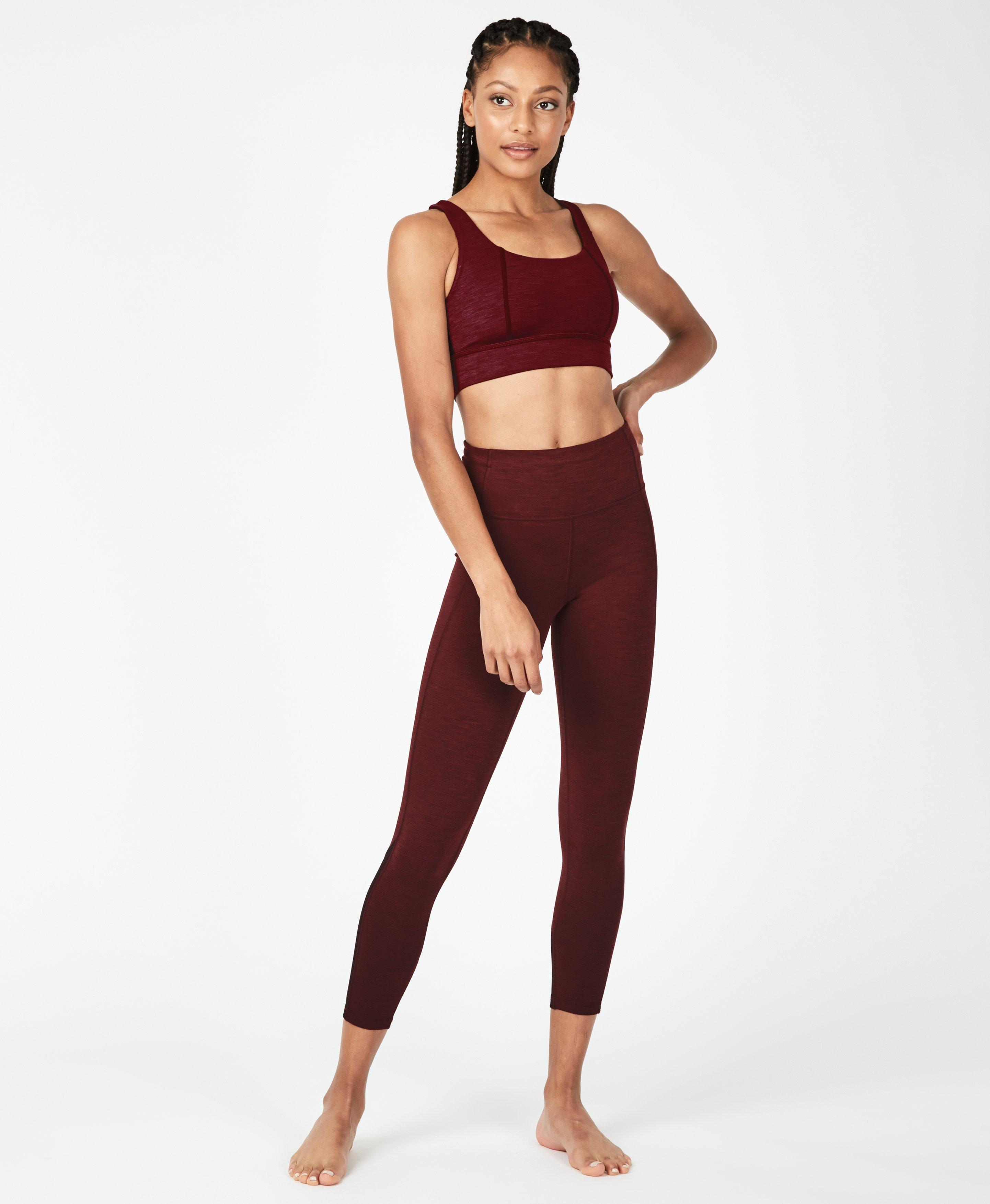 Super Sculpt Black Cherry Set,  | Sweaty Betty