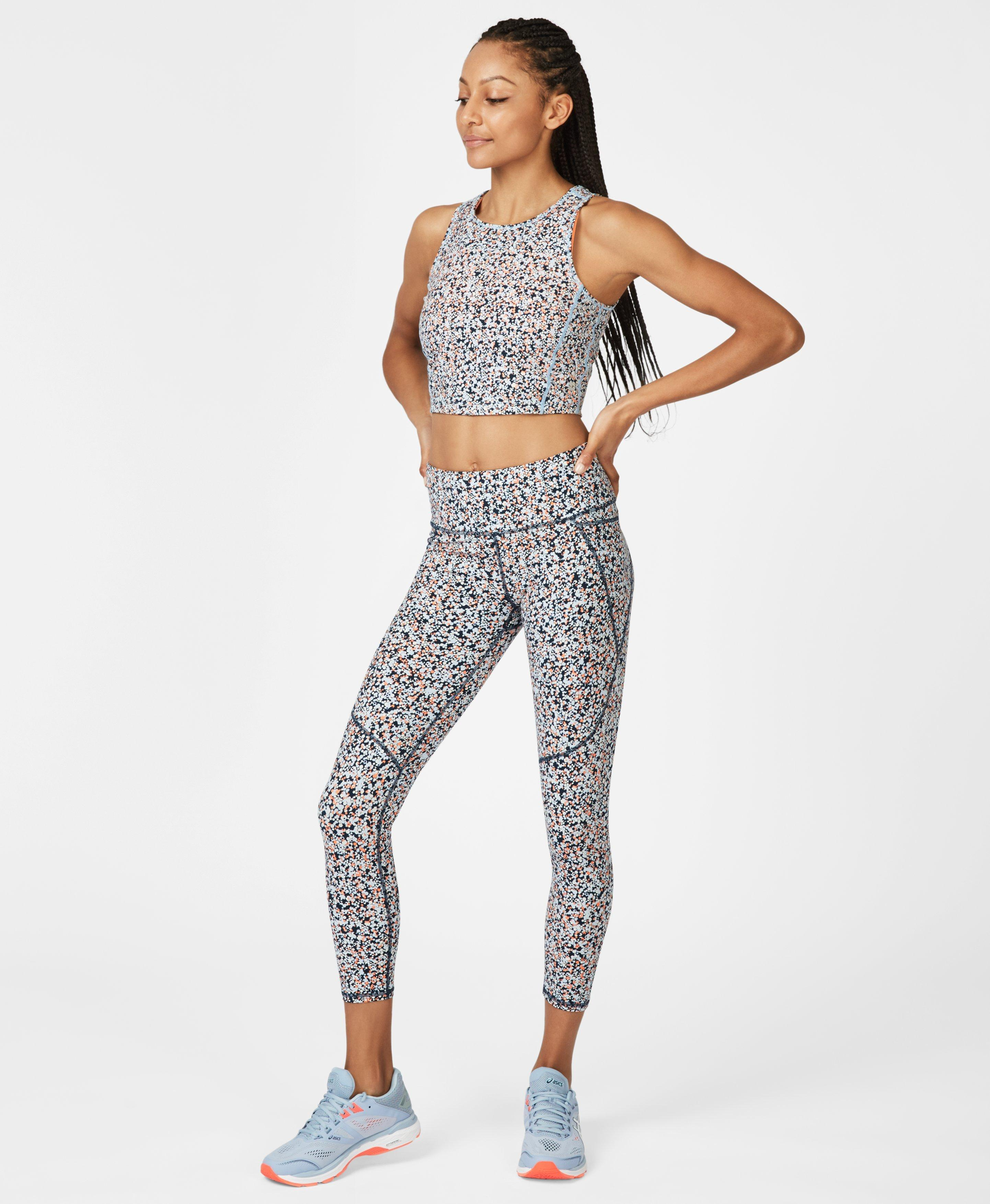 Power Infinity Blue Hexagon Set,  | Sweaty Betty