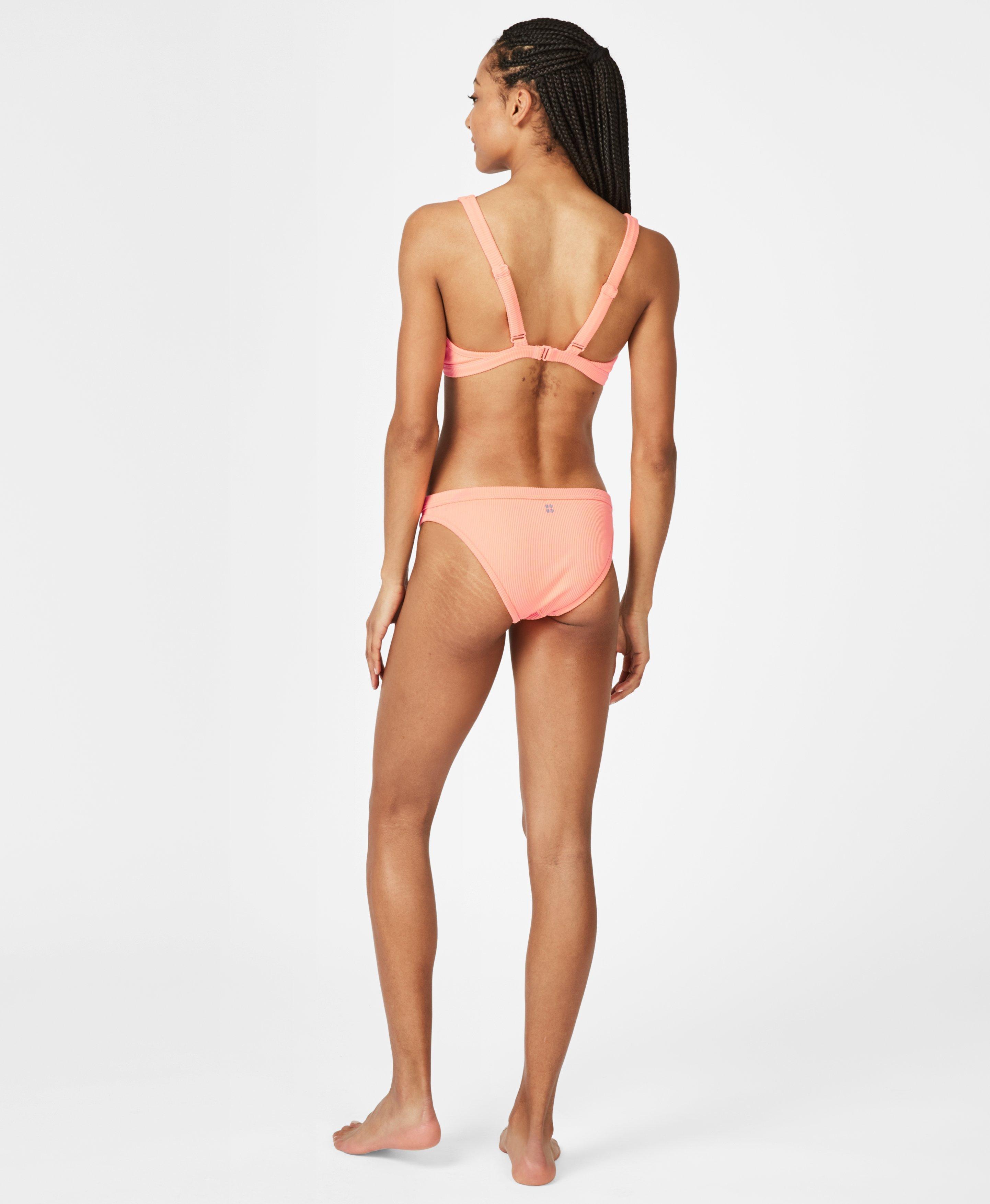 Retro Coral Bikini Set,    Sweaty Betty