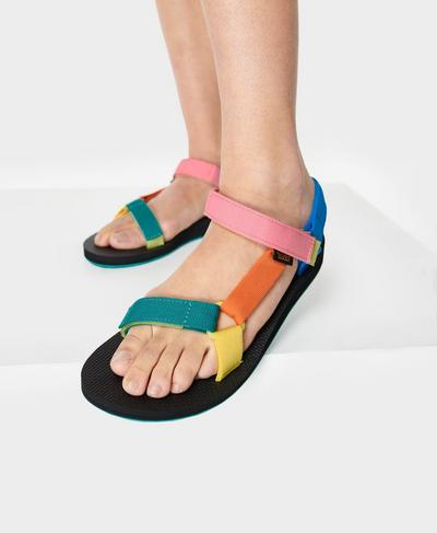 Teva W Original Universal 90's Sandals, Multi | Sweaty Betty
