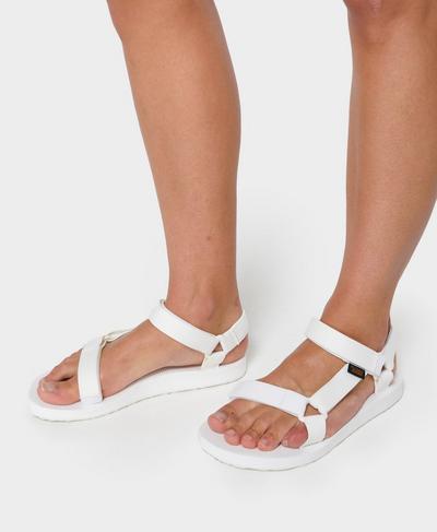 Teva Original Universal Sandals, White | Sweaty Betty