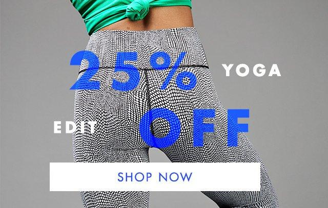 Yoga at Home Edit