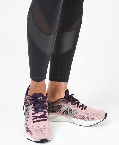 870 New Balance Running Trainer, PINK | Sweaty Betty