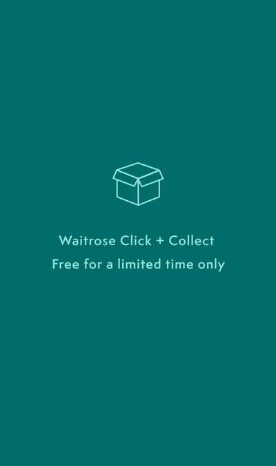 Free Waitrose Click + Collect