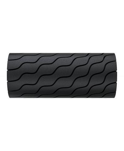 Theragun Wave Foam Roller, Black   Sweaty Betty