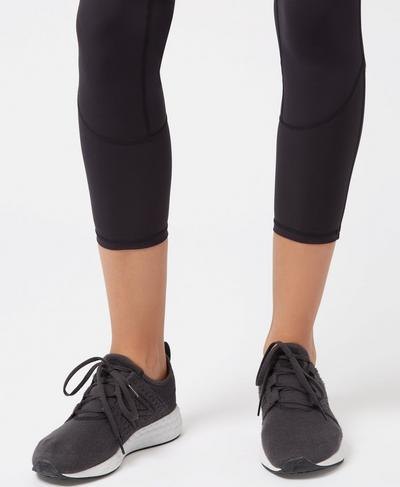 New Balance Foam Cruz Sneakers, Black   Sweaty Betty