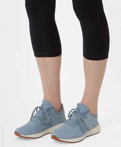 New Balance Cruz Decon Comfort Sneakers, Faded Denim | Sweaty Betty