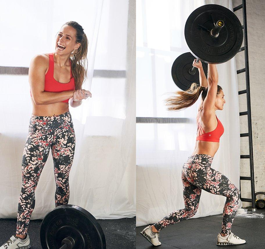 7 Weight Exercises With Olivia Blatch