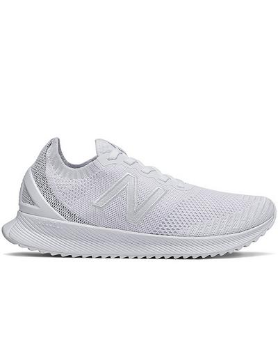 New Balance Fuelcell Workout Trainers, White Colour Block | Sweaty Betty