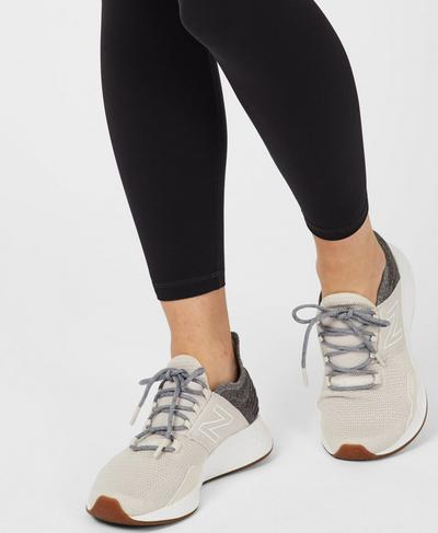 New Balance Roav Workout Sneakers, Taupe | Sweaty Betty