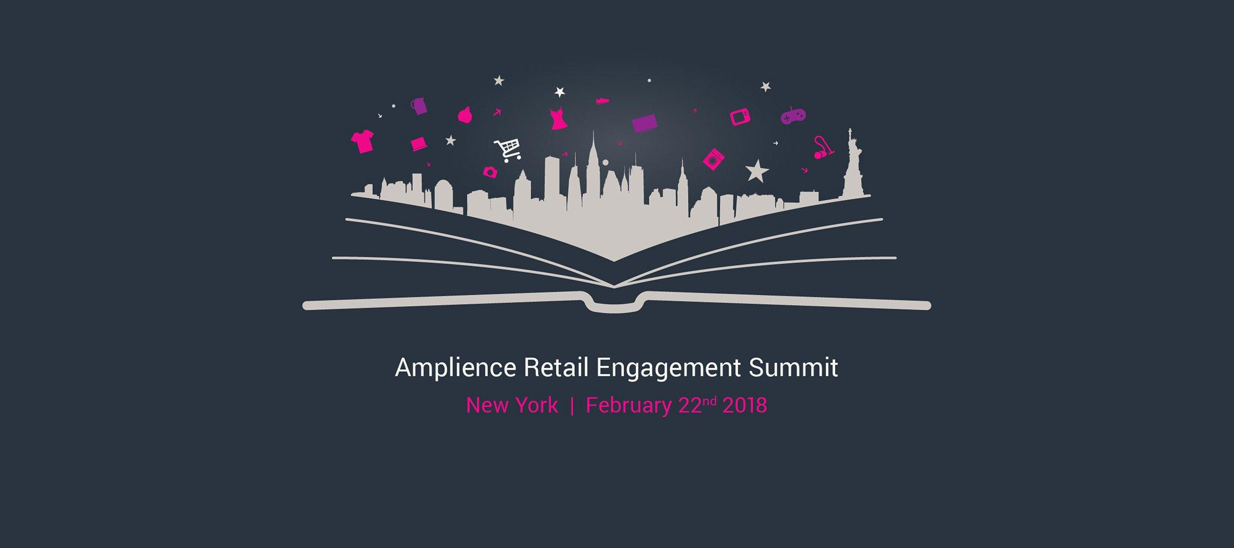 A124 Amplience Retail Engagement Summit website hero_2400x1067-02