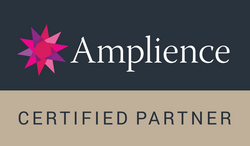 AmplienceLogo_CertifiedPartner_White_600px