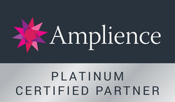 AmplienceLogo_PlatinumPartner_White_600px