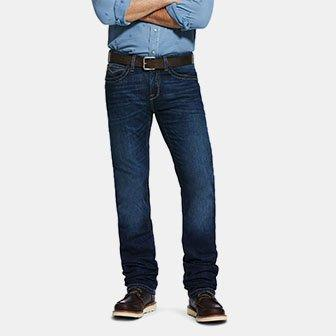 Men's Modern Slim Denim