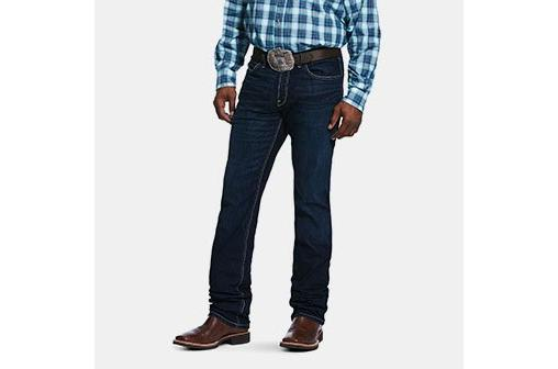 Men's Relaxed Fit Denim