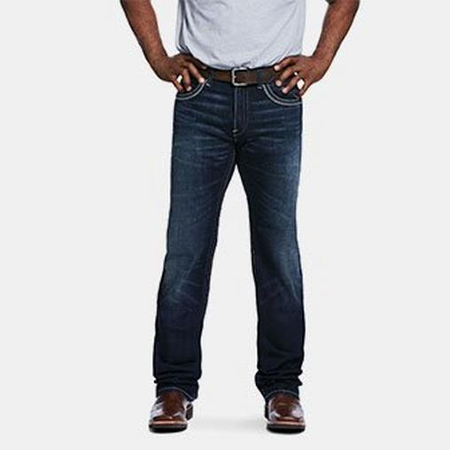 Men's Slim Fit Denim