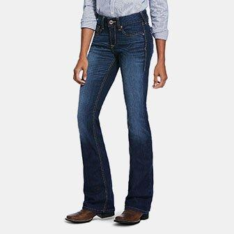 Women's Boot Cut Denim