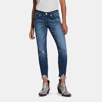 Women's Boyfriend Denim