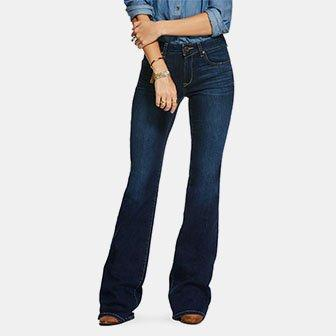 Women's Flare Denim