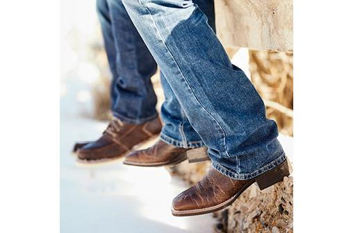 Mens Ariat Denim