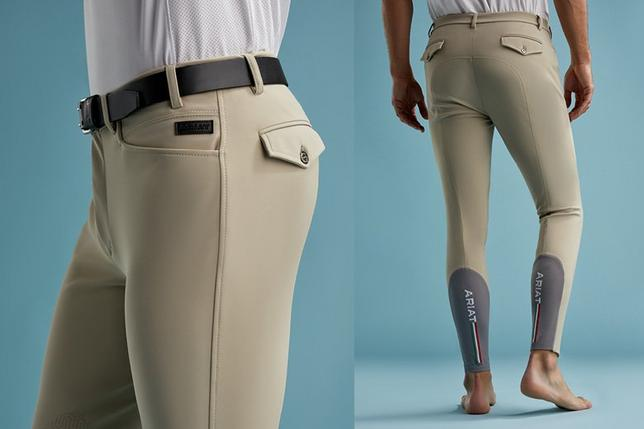 Men's Tan Speranza Breeches