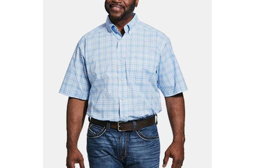 Ariat Men's Shirt Fit Guide