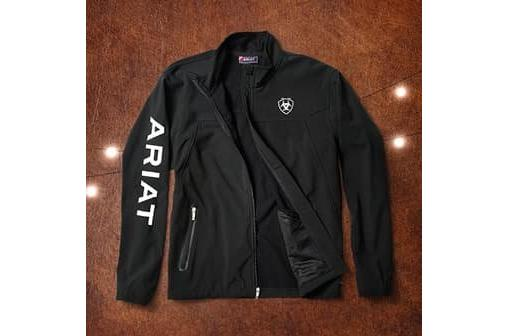 Men's Ariat Team Softshell Jacket