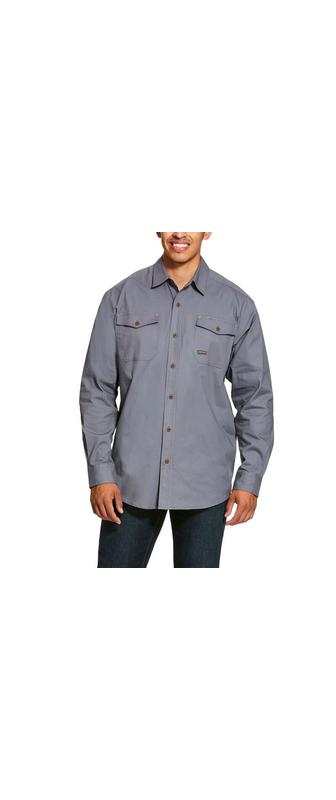 Rebar Made Tough DuraStretch Classic Fit Work Shirt