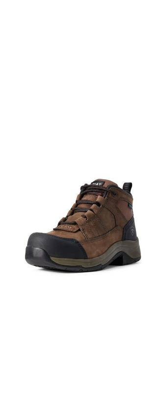 Women's Telluride Work Waterproof Composite Toe Work Boot