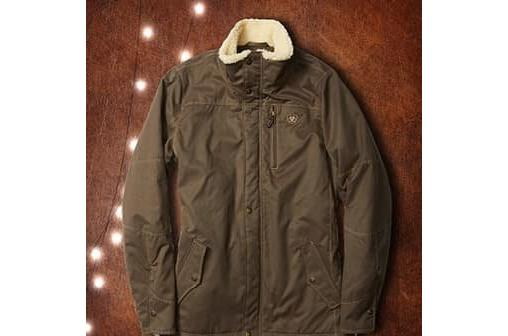 Women's Ariat REAL Grizzly Jacket
