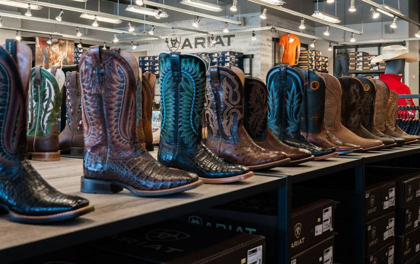 Ariat Gilroy Outlet Shop