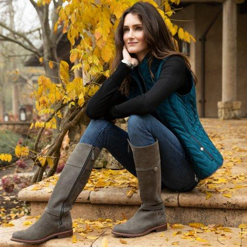 O Magazine Loves Ariat's Carden for Fall