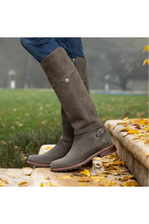 Ariat Carden Waterproof Boot in Shadow