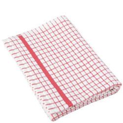 Poli Dri Tea Towel Red