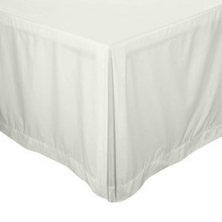 4 Foot Valance Sheet Cream