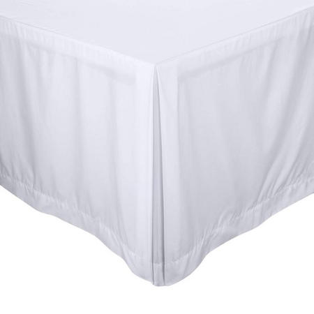 4 Foot Valance Sheet White