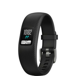 Vivofit 4 Black Regular with Two Free Straps