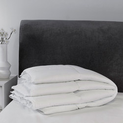 Goose Feather & Down Duvet 13.5 Tog