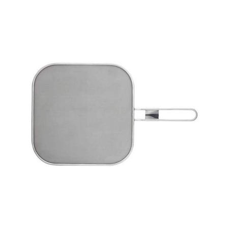 Splatter Screen Square 29 Cm Stainless Steel
